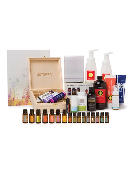Products In Doterra Natural Solutions Kit